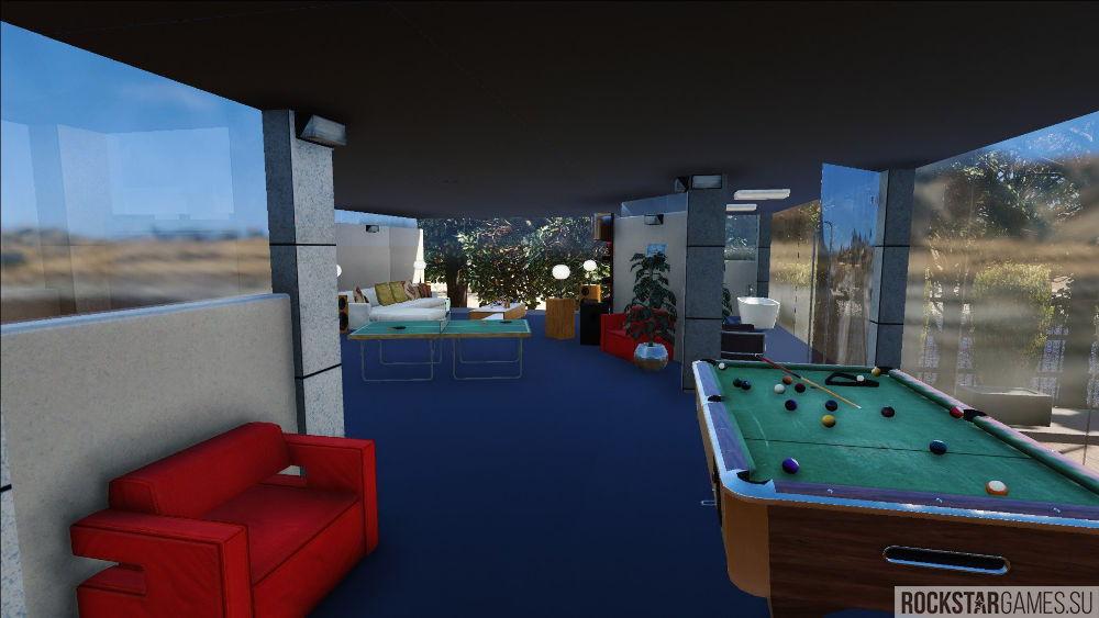 Мод Huge villa для ГТА 5