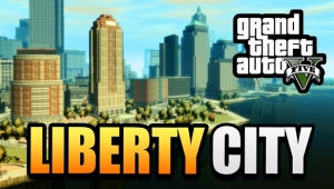GTA 5 Liberty City