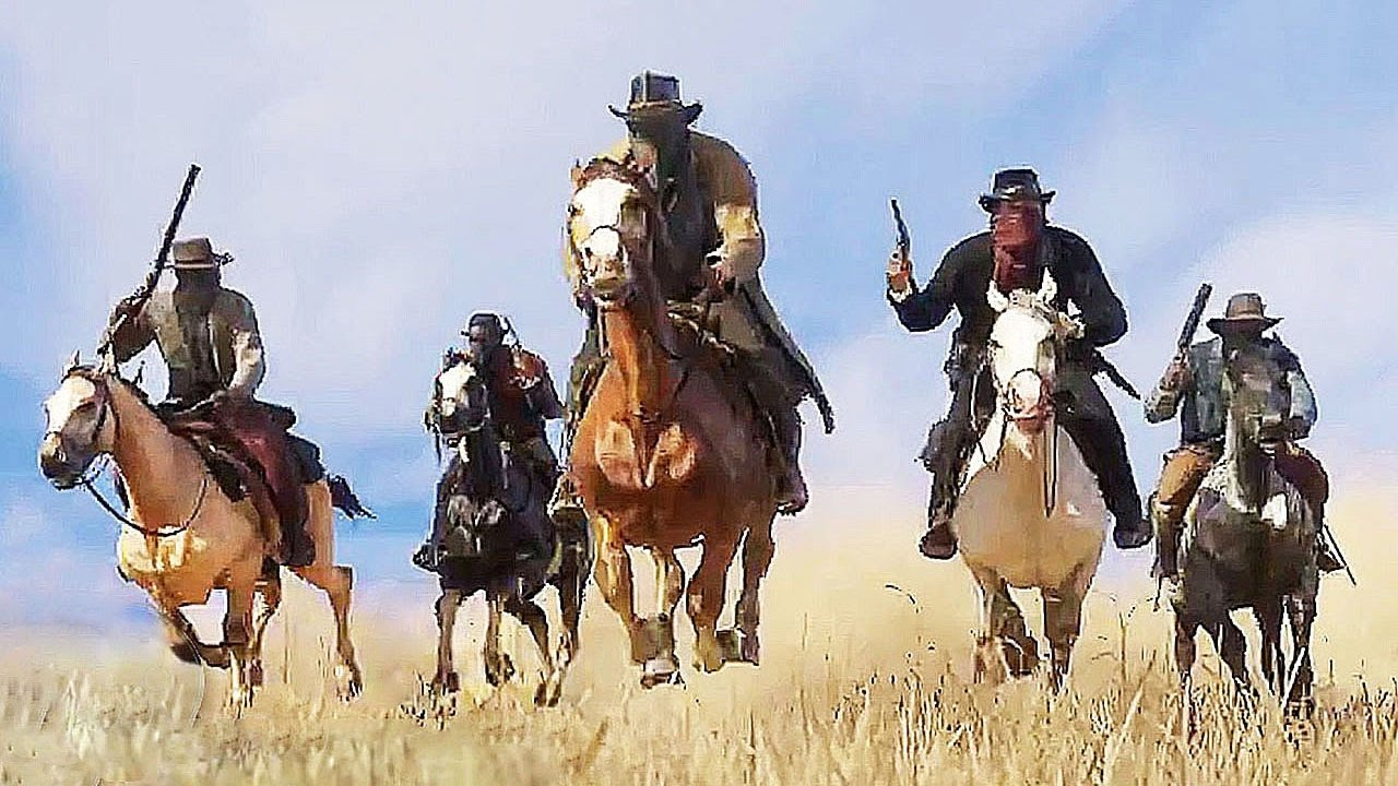 red dead redemption 2 - photo #15