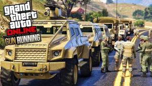 Обновление «Торговля оружием» для GTA Online