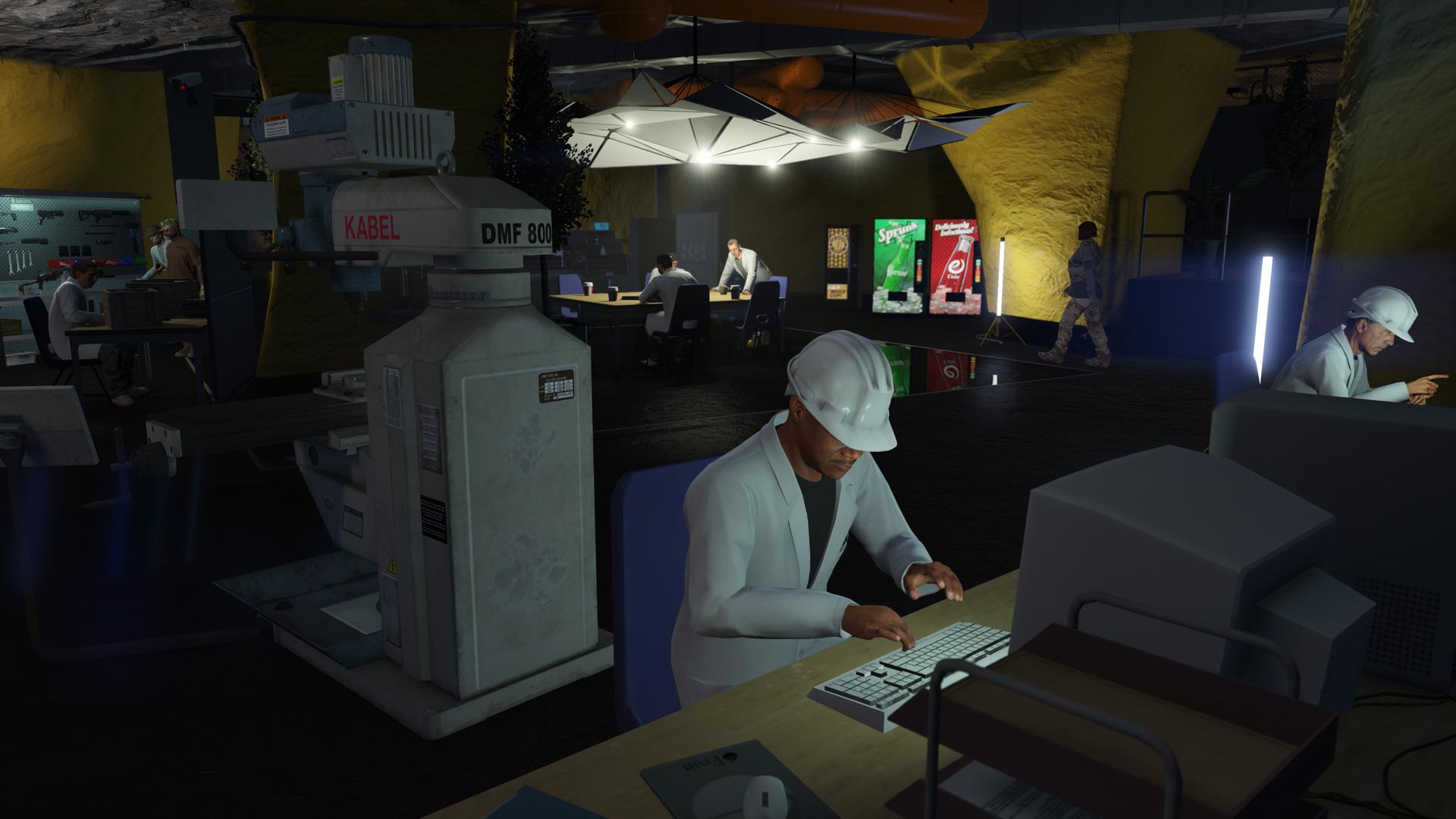 Научно-исследовательская лаборатория