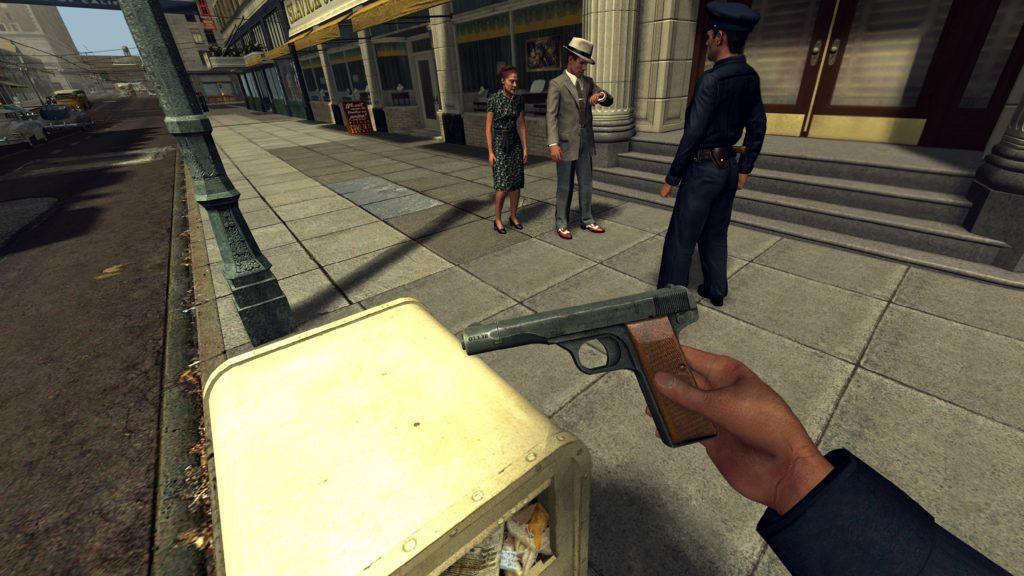 L. A. Noire выйдет вVR