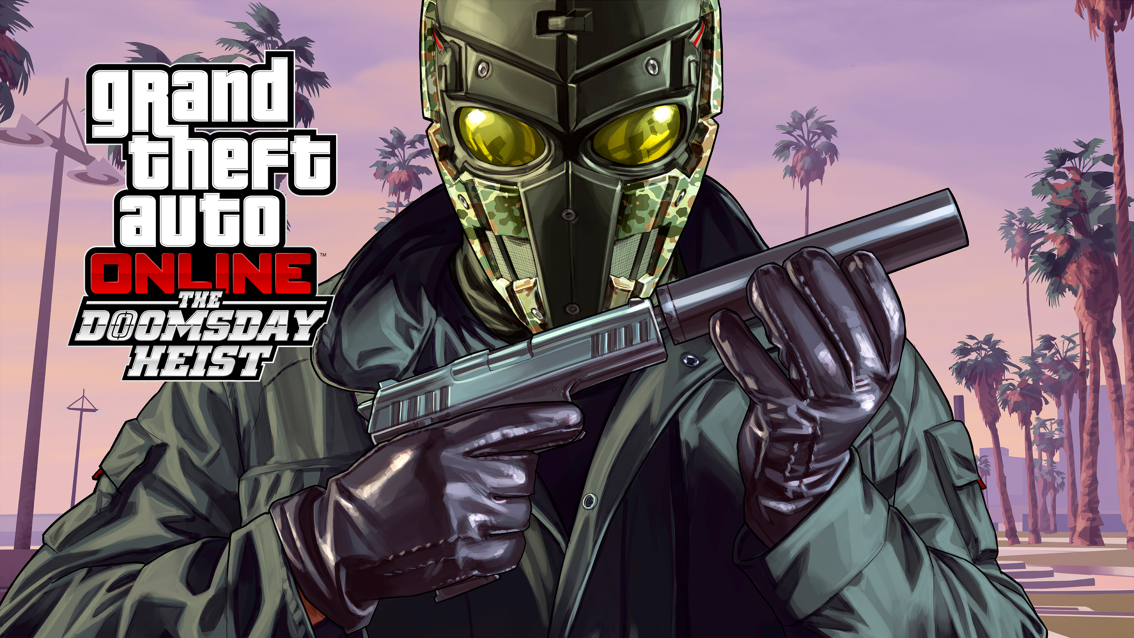 Бонусы по случаю выхода обновления «Ограбление Судный день» в GTA Online: фотоконкурс