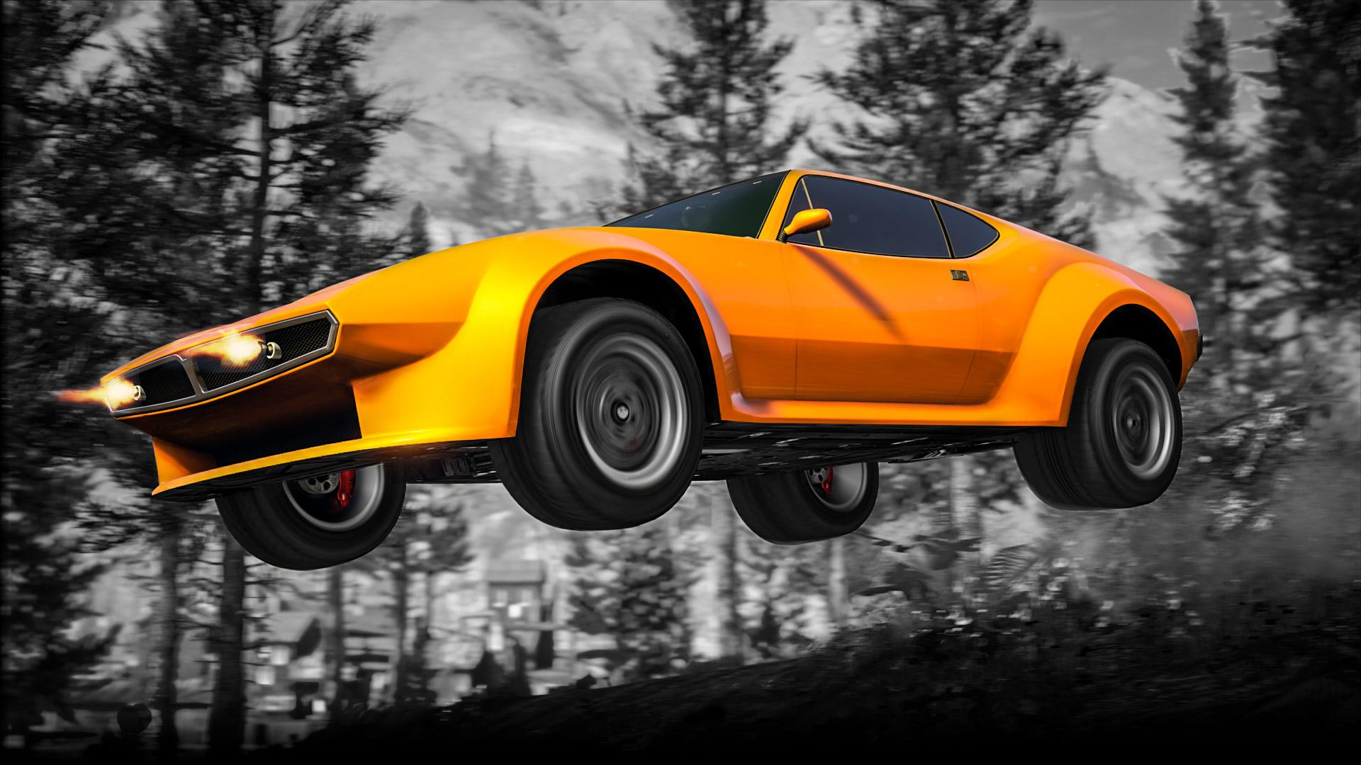Новинки в GTA Online: Lampadati Viseris, а также вдвое больше долларов GTA и RP за задания Лестера Креста