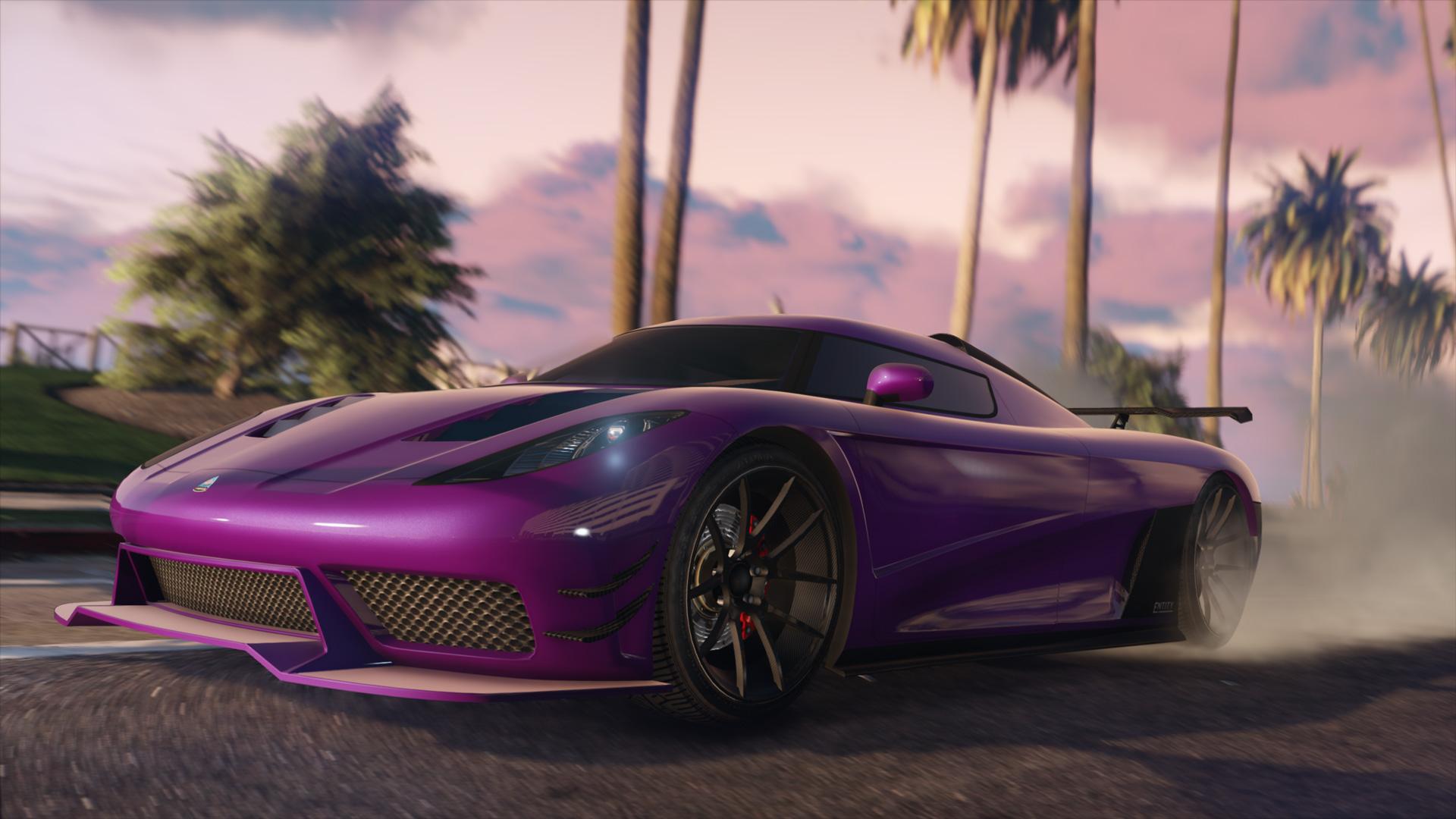 Entity XXR – шокирующе быстрый, прижавшийся к земле гиперкар, доступный эксклюзивно с сайта Legendary Motorsport.