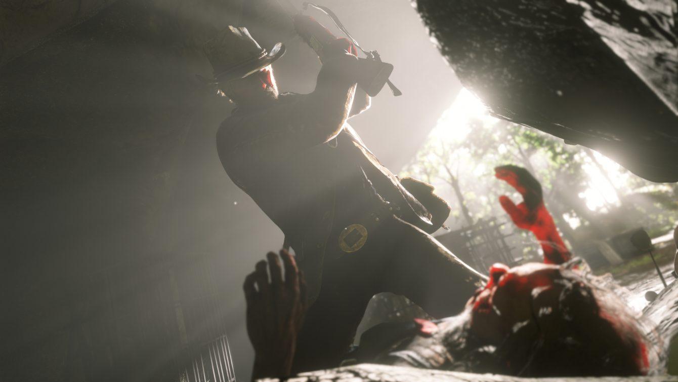 почему нет фотомодов в red dead redemption 2
