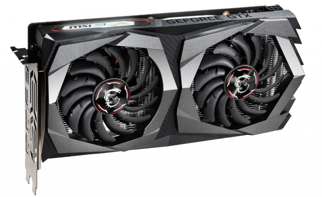 GeForce 1650 GTX 4 ГБ