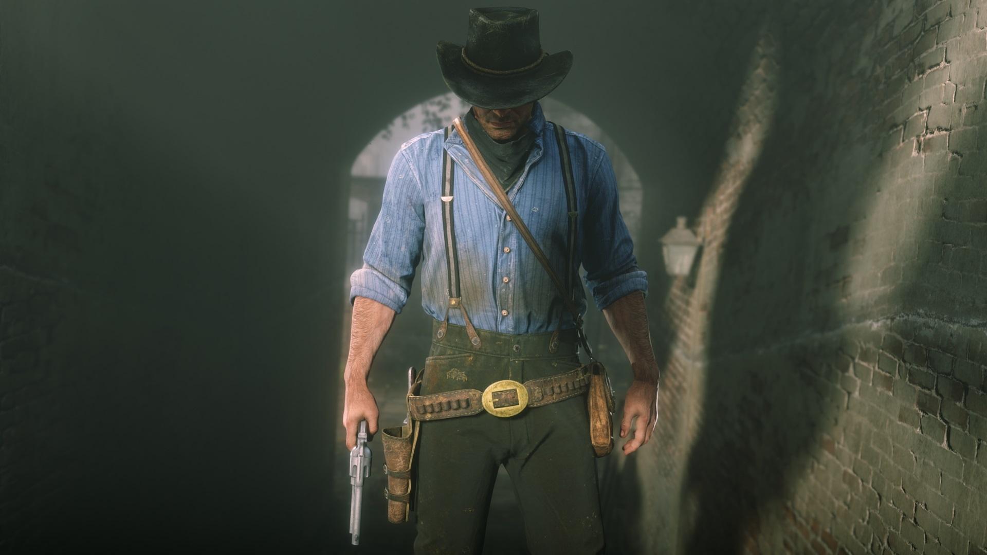 Лучшие видеокарты для игры в Red Dead Redemption 2 на ПК