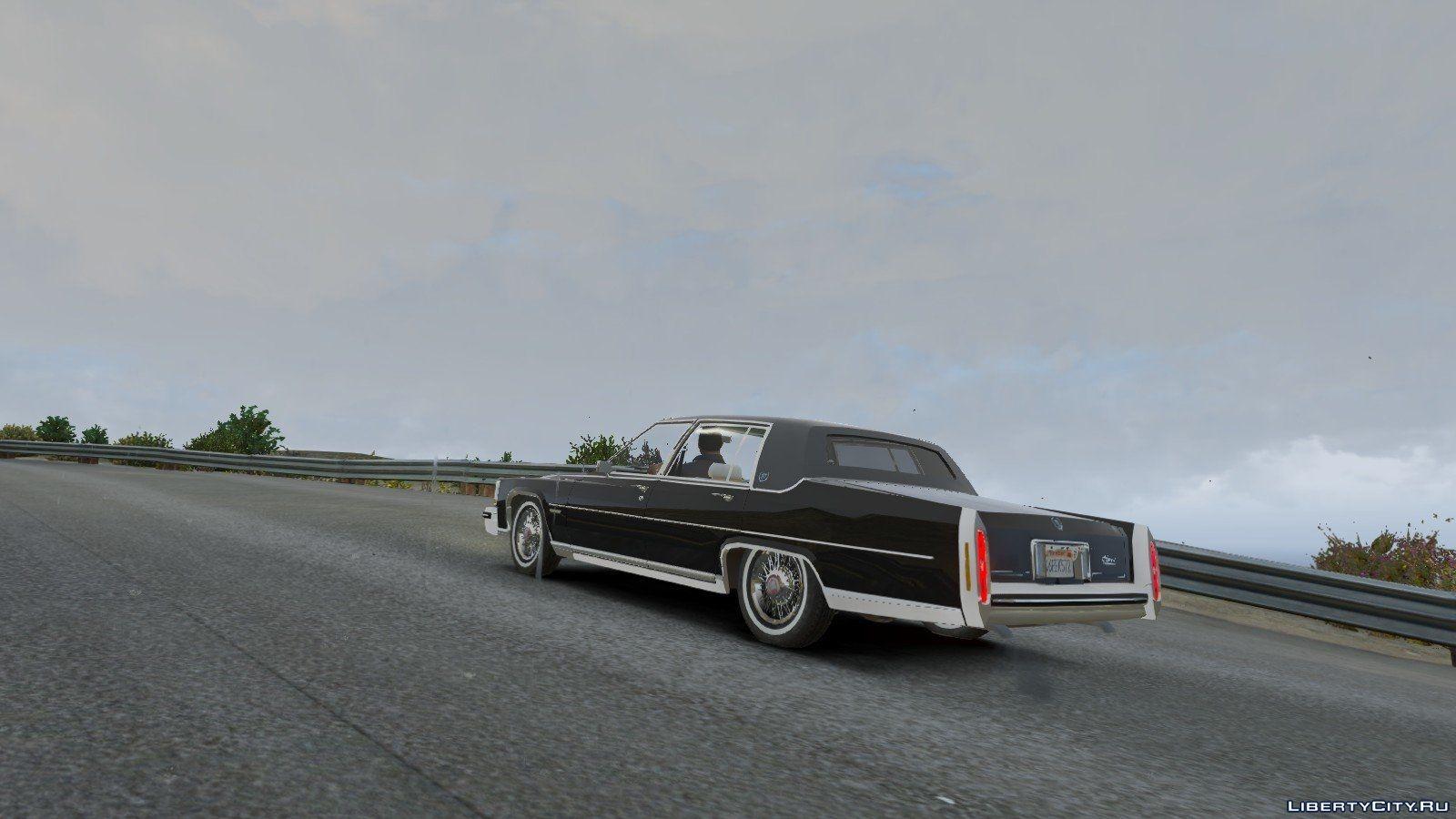 кадиллак в игре GTA 5