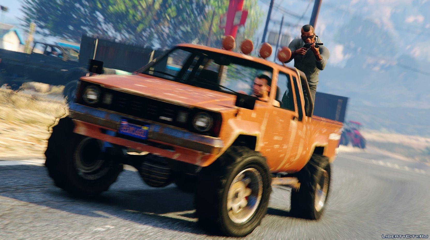 бандиты на колесах