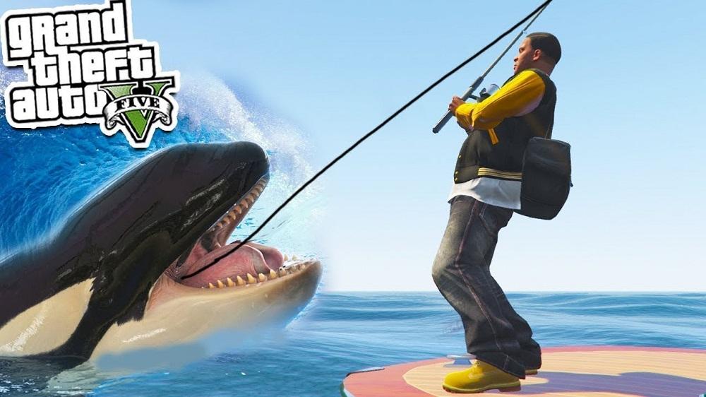 поймать рыбку