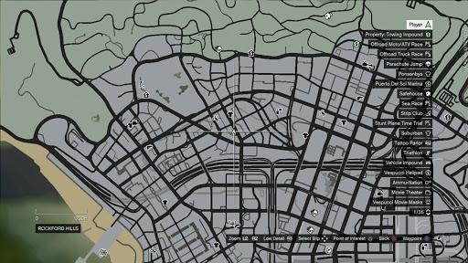 карта для машины