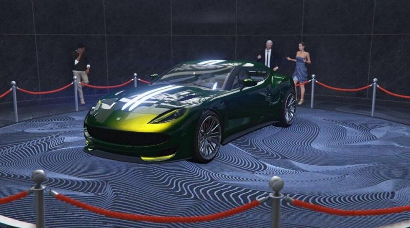 выставка машин