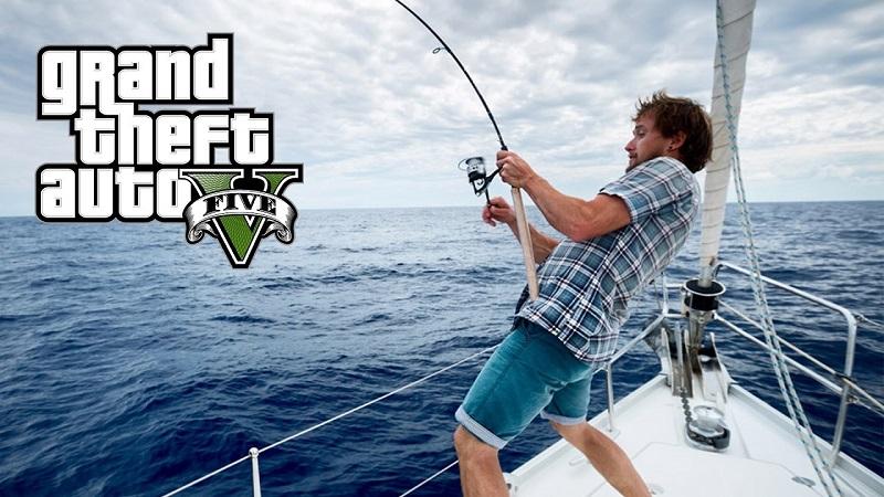 моды рыбалки