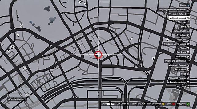 красный круг
