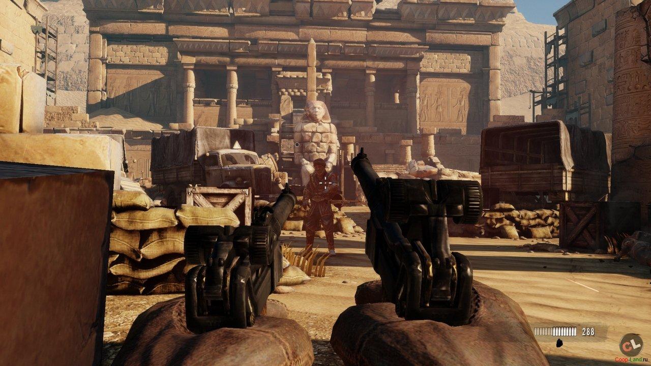 стрельба в Египте