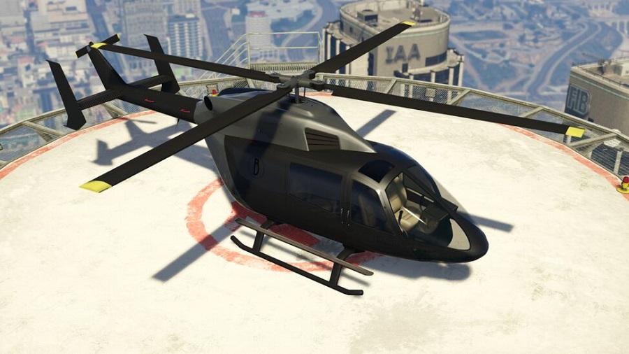 топовый вертолет