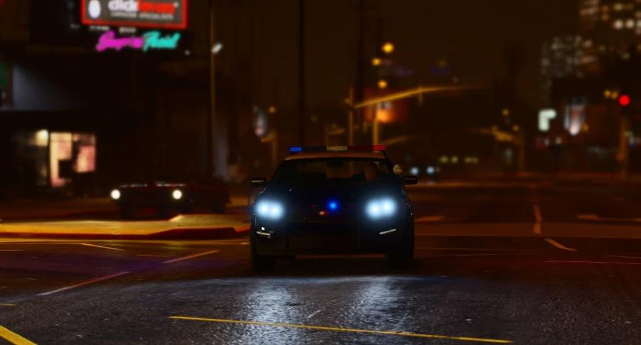 ночные полицейские