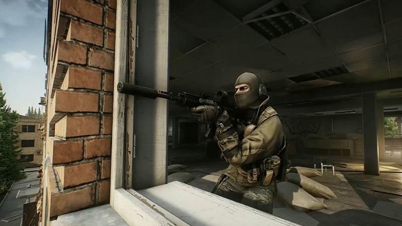 снайпер в окне