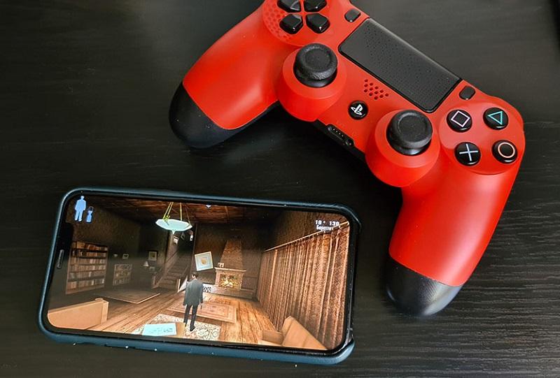 игра в смартфоне