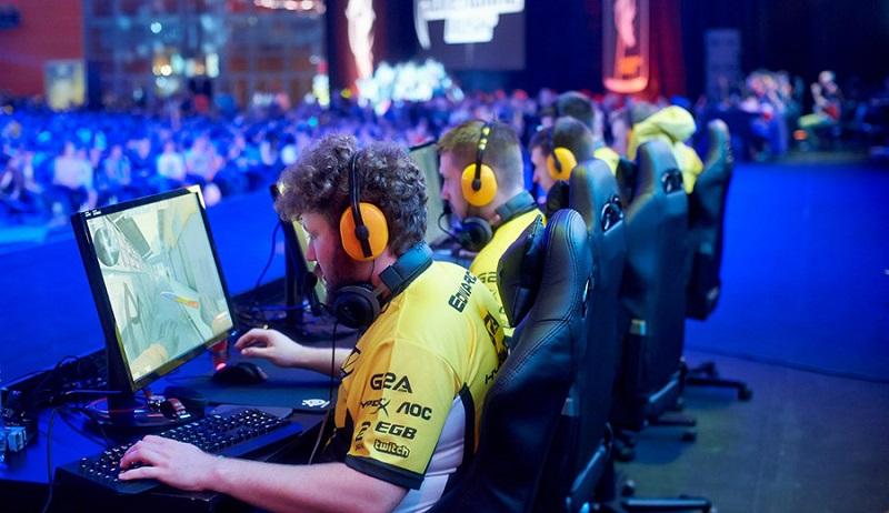 игроки киберспорта