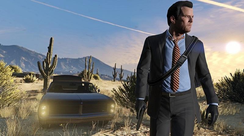 машины в пустыне