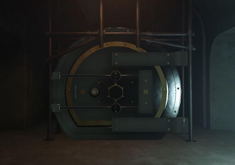 двери сейфа