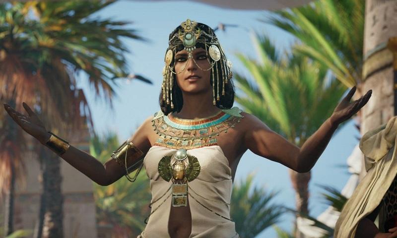 Клеопатра из Асасина